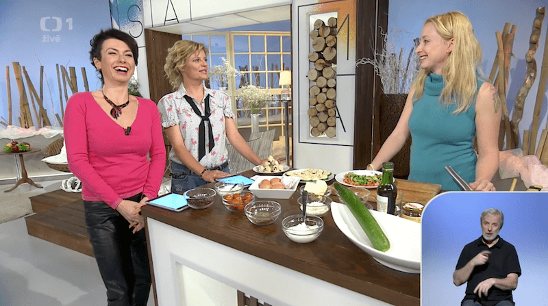 Zdravé recepty z kuchařky Danči